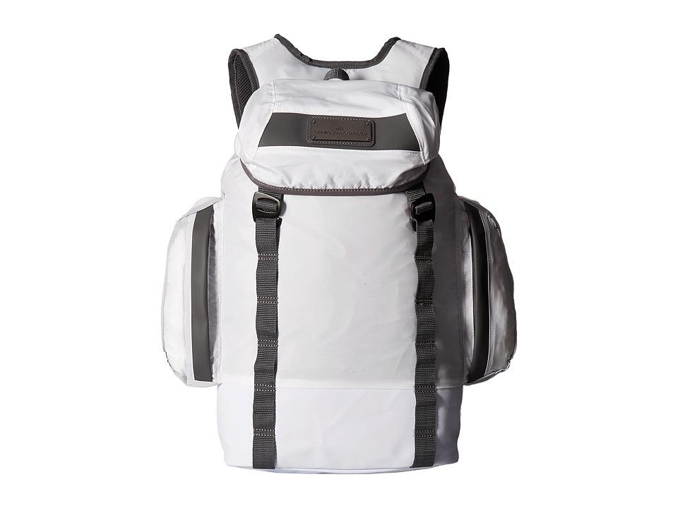 Adidas by Stella McCartney - Large Backpack (White/Granit...