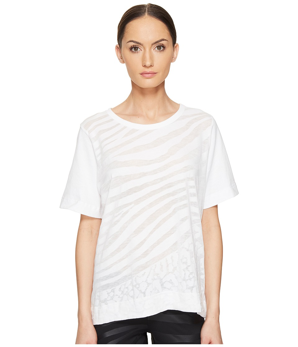 adidas by Stella McCartney Climalite Exclusive Tee S96906 (White) Women