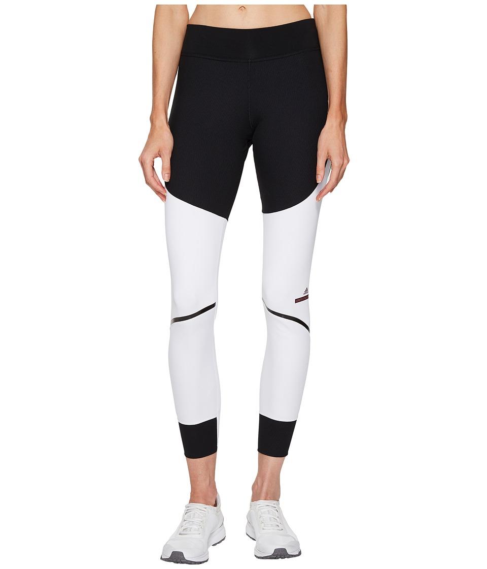 adidas by Stella McCartney Training Tights S99877 (Black/White) Women