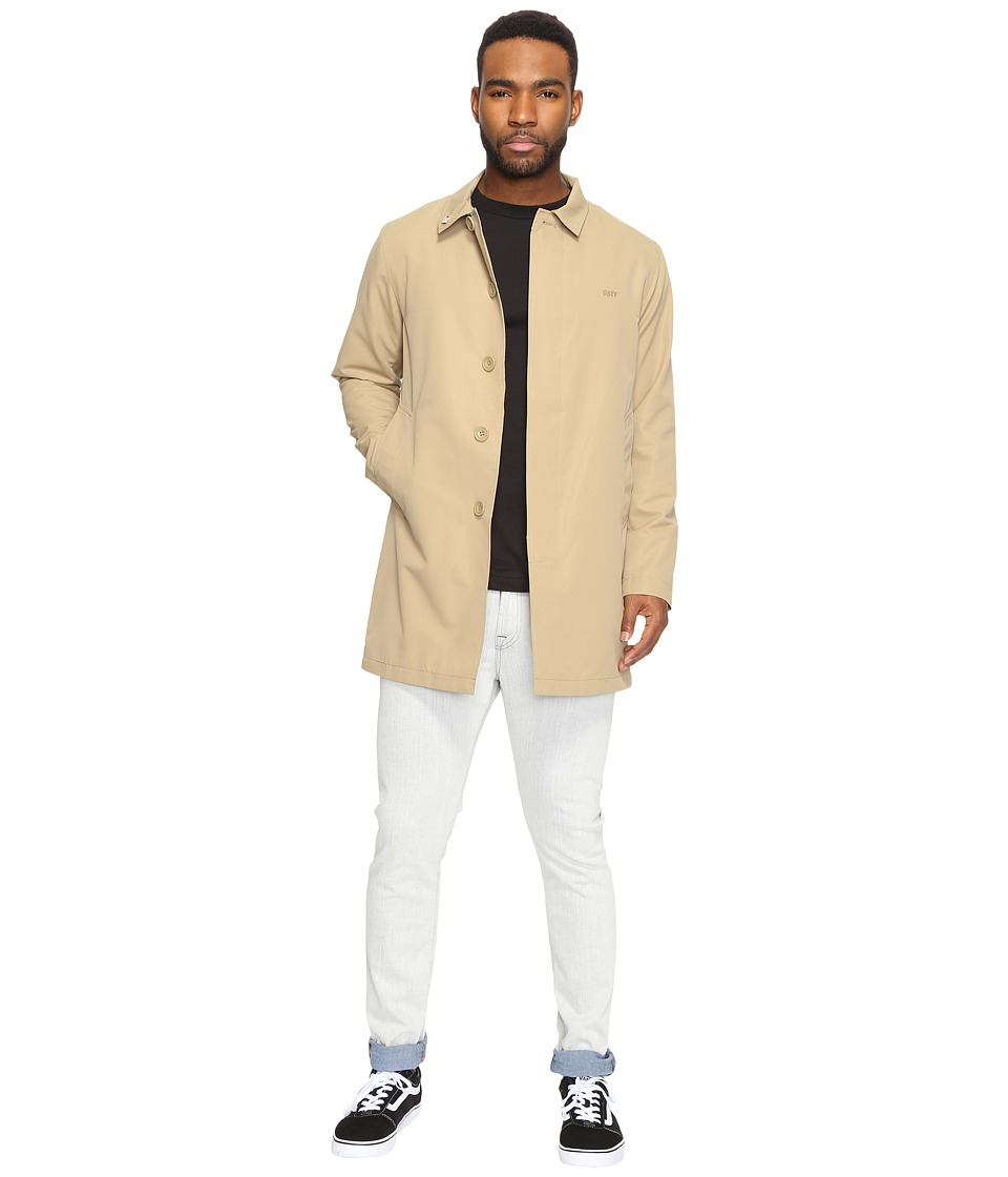 Obey - Nightlines Trench Coat