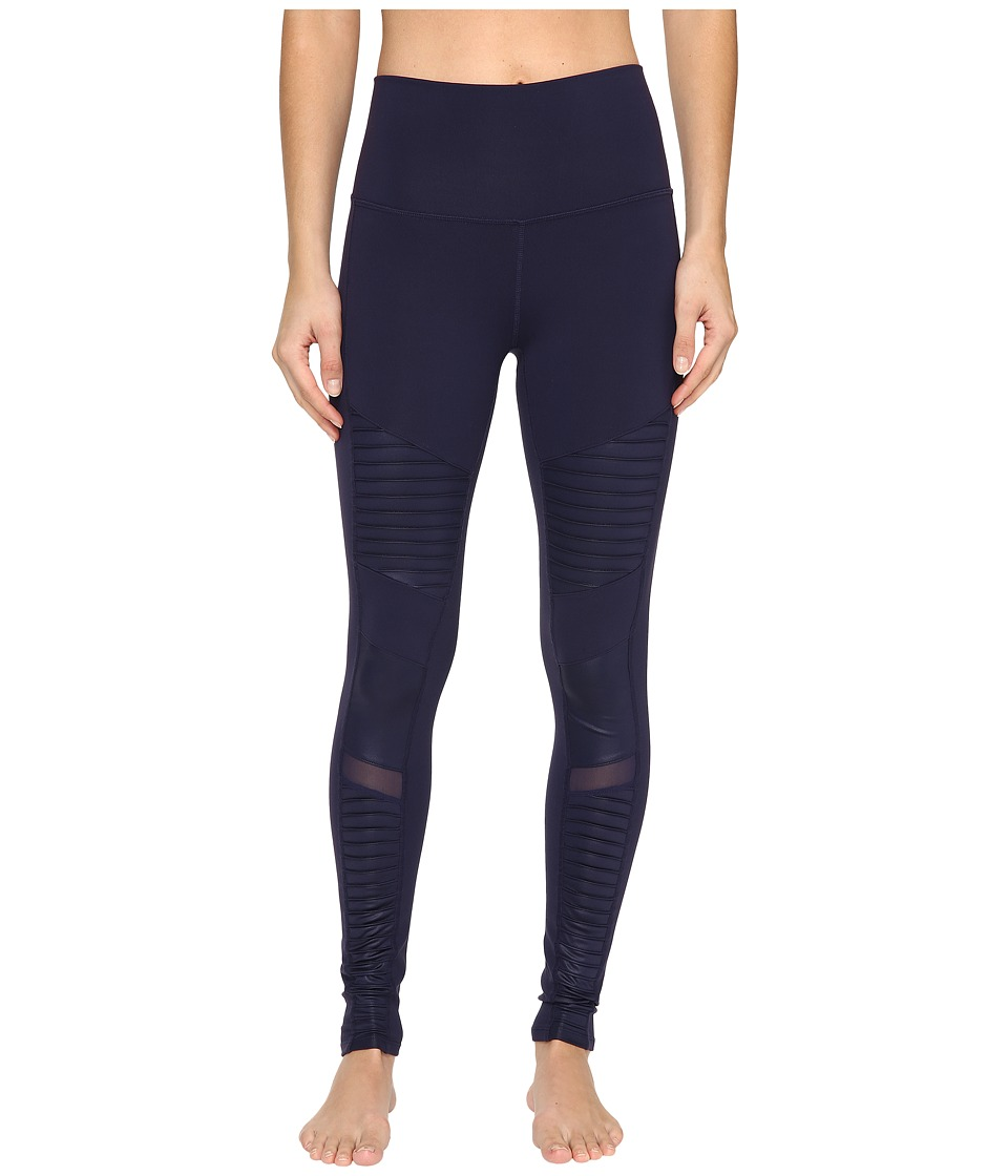 ALO - High-Waist Moto Leggings