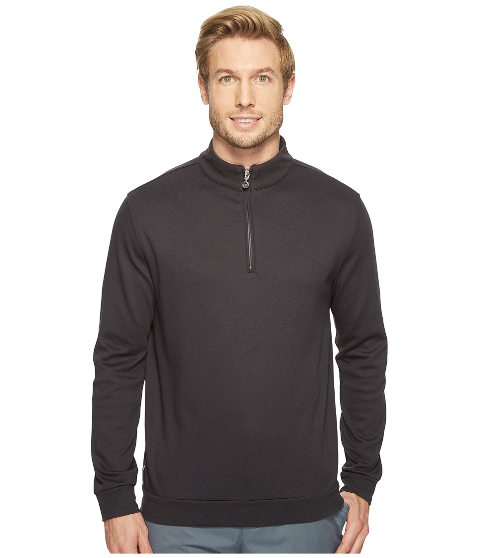 Linksoul - LS406 1/4 Zip Layer (Black) Mens Clothing