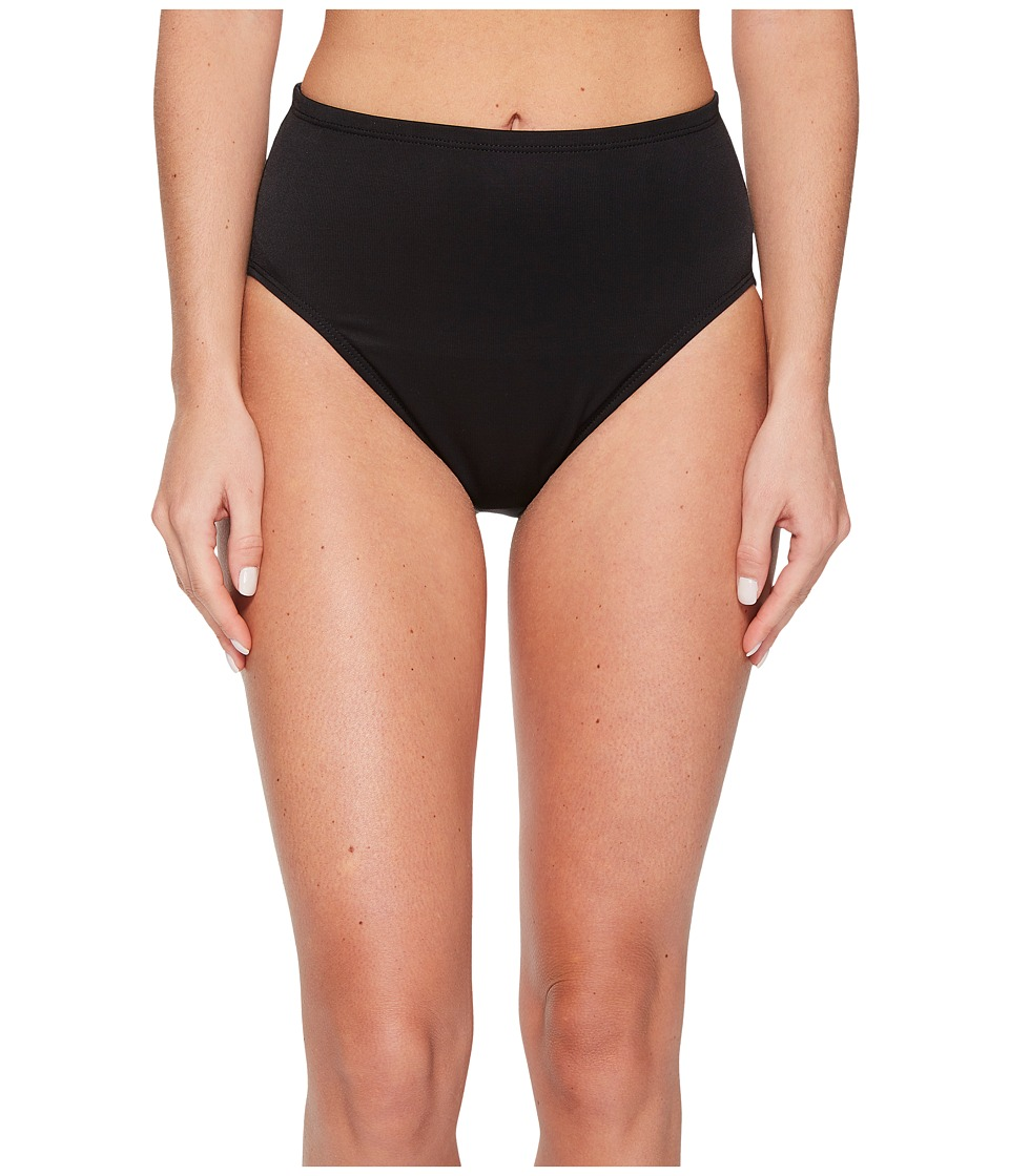 Miraclesuit - Separate Bottoms Basic Pants (Black) Womens Swimwear