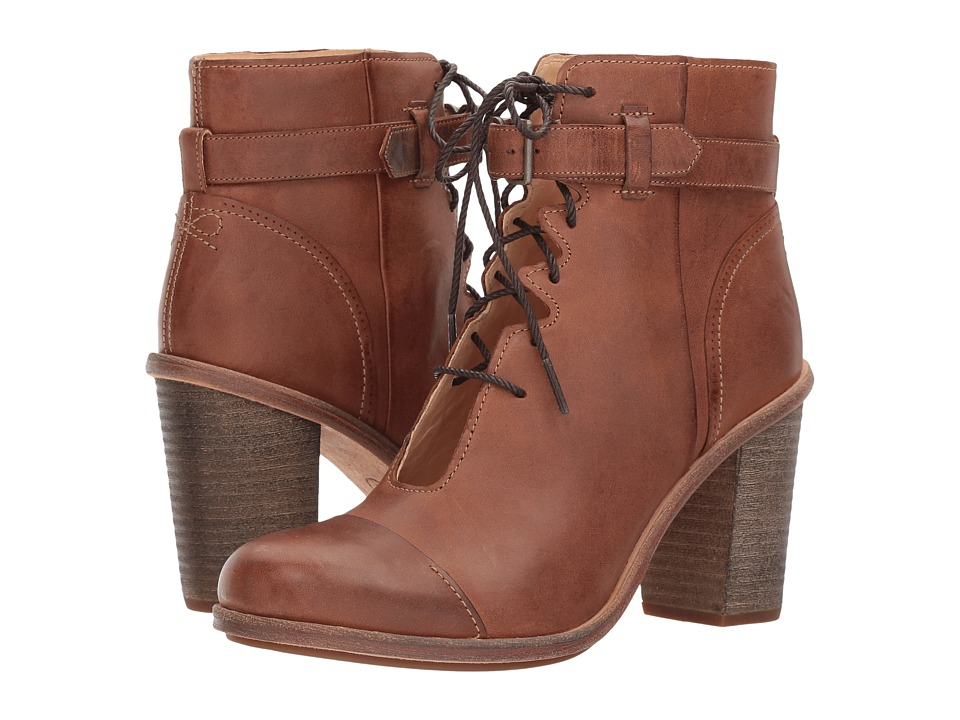 Timberland Timberland Boot Company Marge Ankle Strap Chukka (Dark Russet Vintage) Women