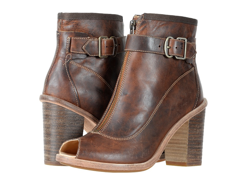 Timberland Timberland Boot Company Marge Buckle Peep Toe (Nine Iron Stampede) Women