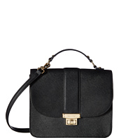 Calvin Klein - Key Items Saffiano Flap Satchel