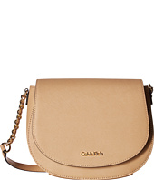 Calvin Klein - Key Items Saffiano Saddle Bag