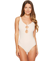 Jonathan Simkhai - Scallop Trim One-Piece