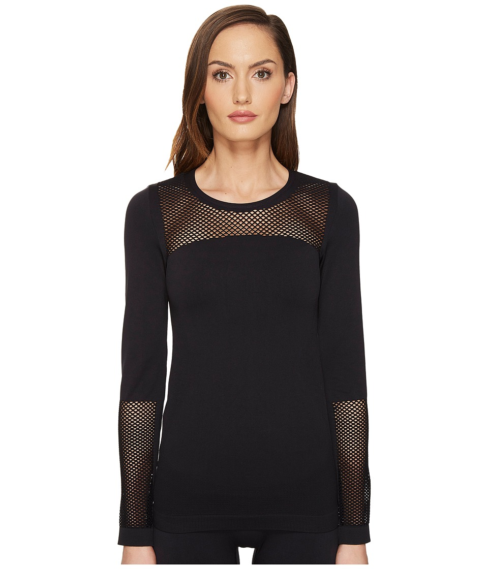 adidas by Stella McCartney - The Seamless Mesh Top BS3303