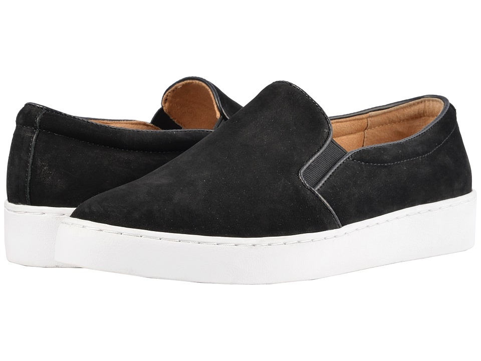 VIONIC Midi (Black) Slip-On Shoes