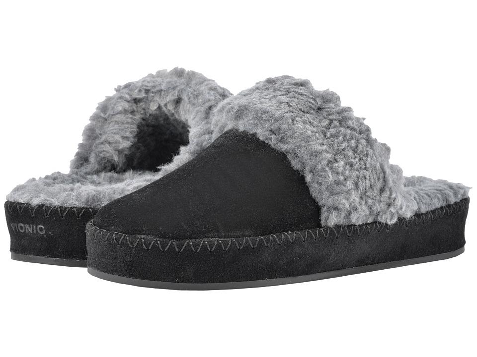 VIONIC - Marley (Black) Womens Slippers