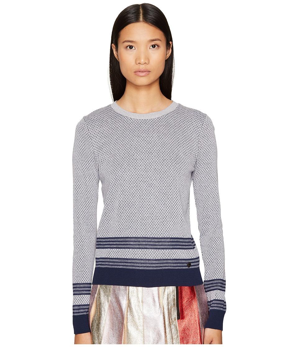 Sonia by Sonia Rykiel - Cicular Cotton Sweater