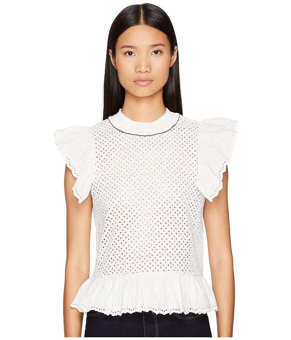 Sonia by Sonia Rykiel - Embroidered Blouse