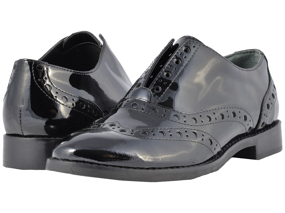 VIONIC Hadley (Black Patent) Slip-On Shoes
