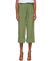 Sonia by Sonia Rykiel - Techincal Poplin Pants