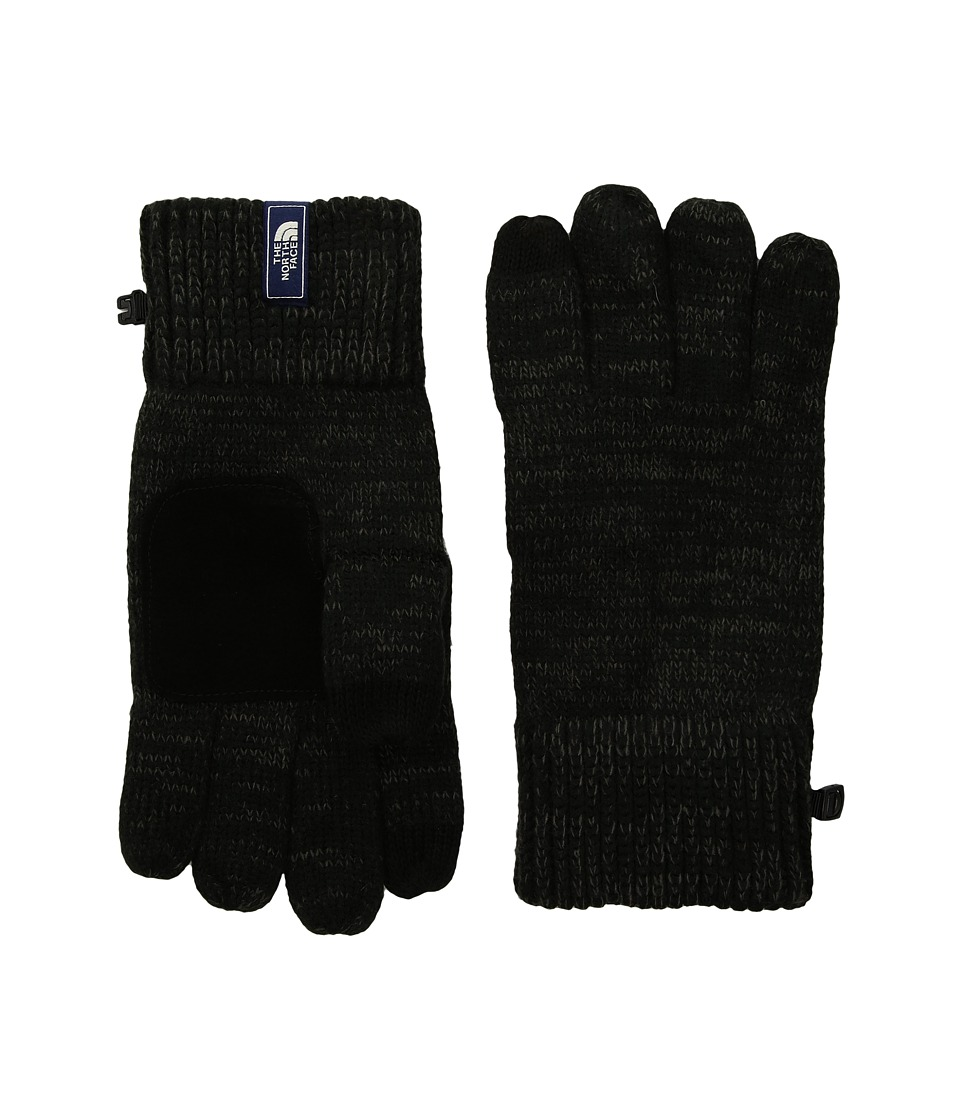The North Face Salty Dog Etiptm Glove (TNF Black 1) Extreme Cold Weather Gloves