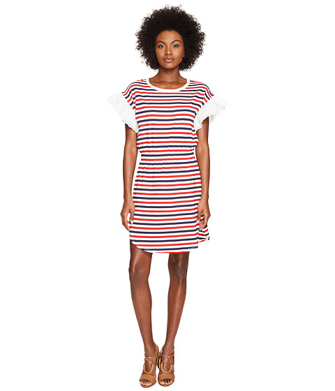 Sonia by Sonia Rykiel Striped Cotton Tunic