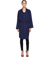 Sonia by Sonia Rykiel - Fluid Smoking Trench