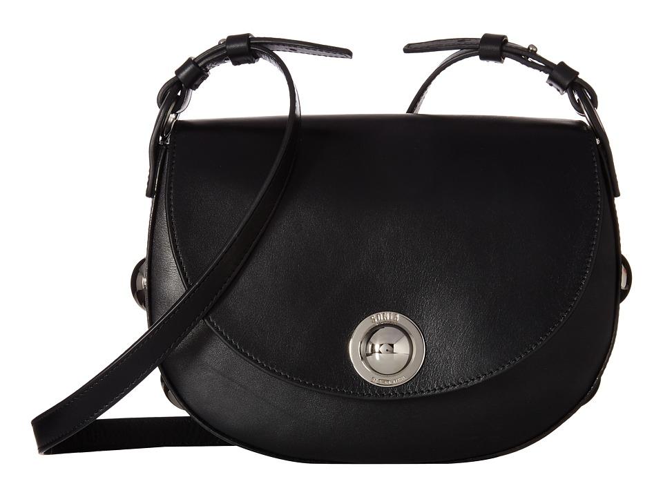 Sonia by Sonia Rykiel - Calfskin Saddle Bag