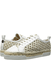 Sonia by Sonia Rykiel - Perforated Velvet Sneaker