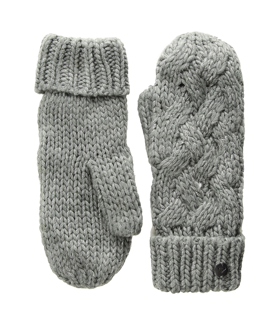 Roxy Love and Snow Mittens (Heritage Heather) Extreme Cold Weather Gloves