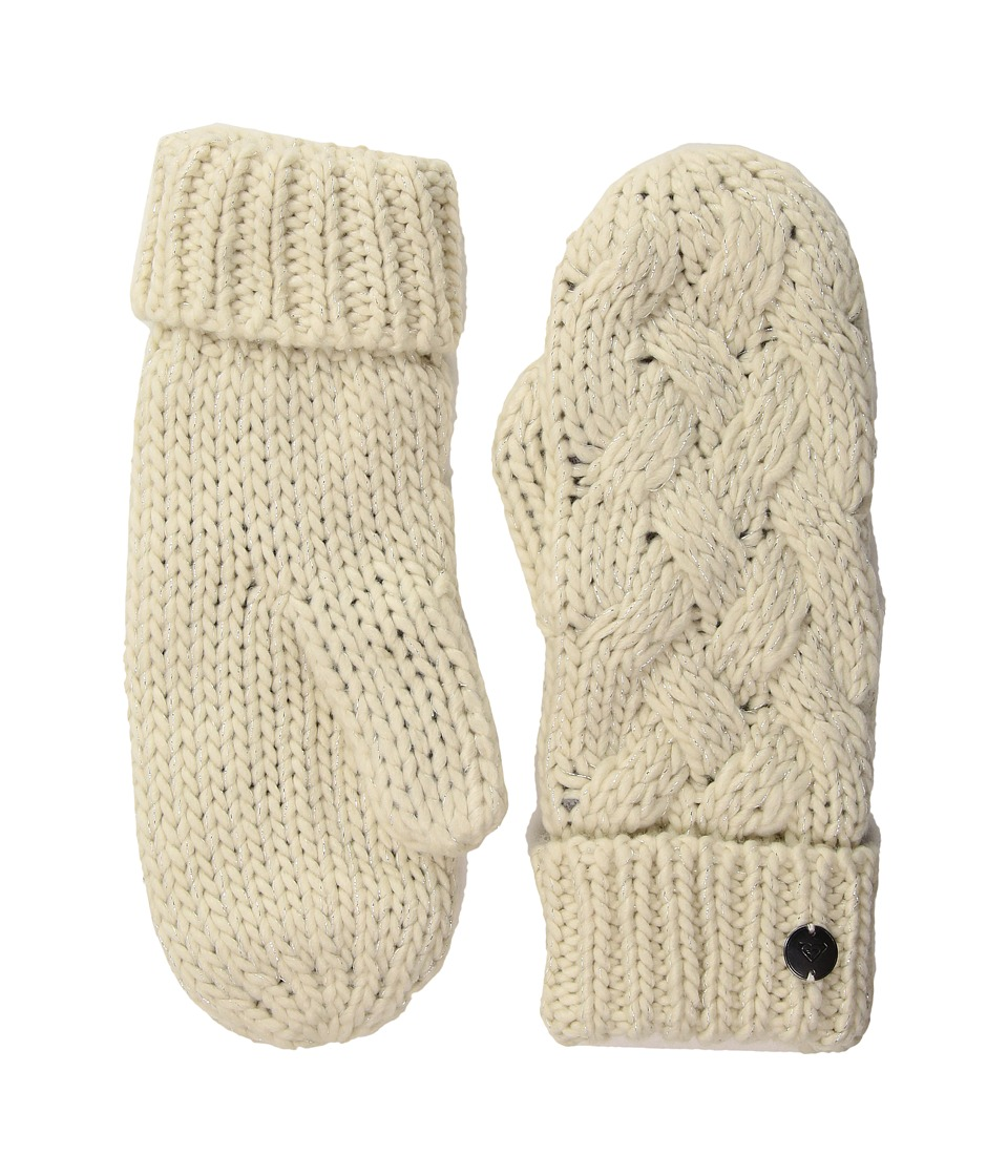 Roxy Love and Snow Mittens (Angora) Extreme Cold Weather Gloves