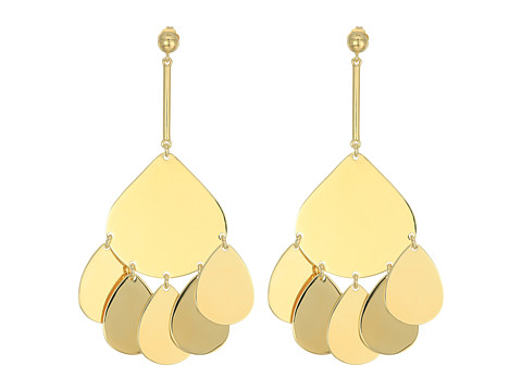 Elizabeth and James Lyle Earrings - Yellow Gold