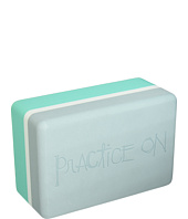 Manduka - Recycled Foam Block Limited Edition 3-Tone
