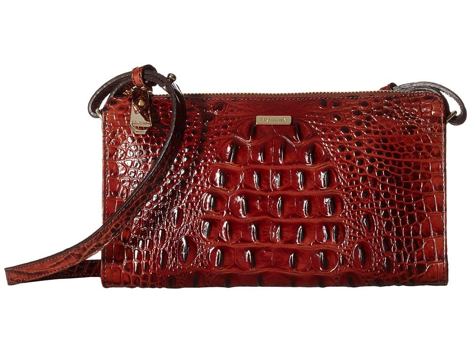 Brahmin Sienna (Pecan) Handbags