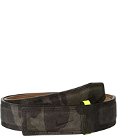 Nike - Sleek Modern Covered Plaque - Camo Suede