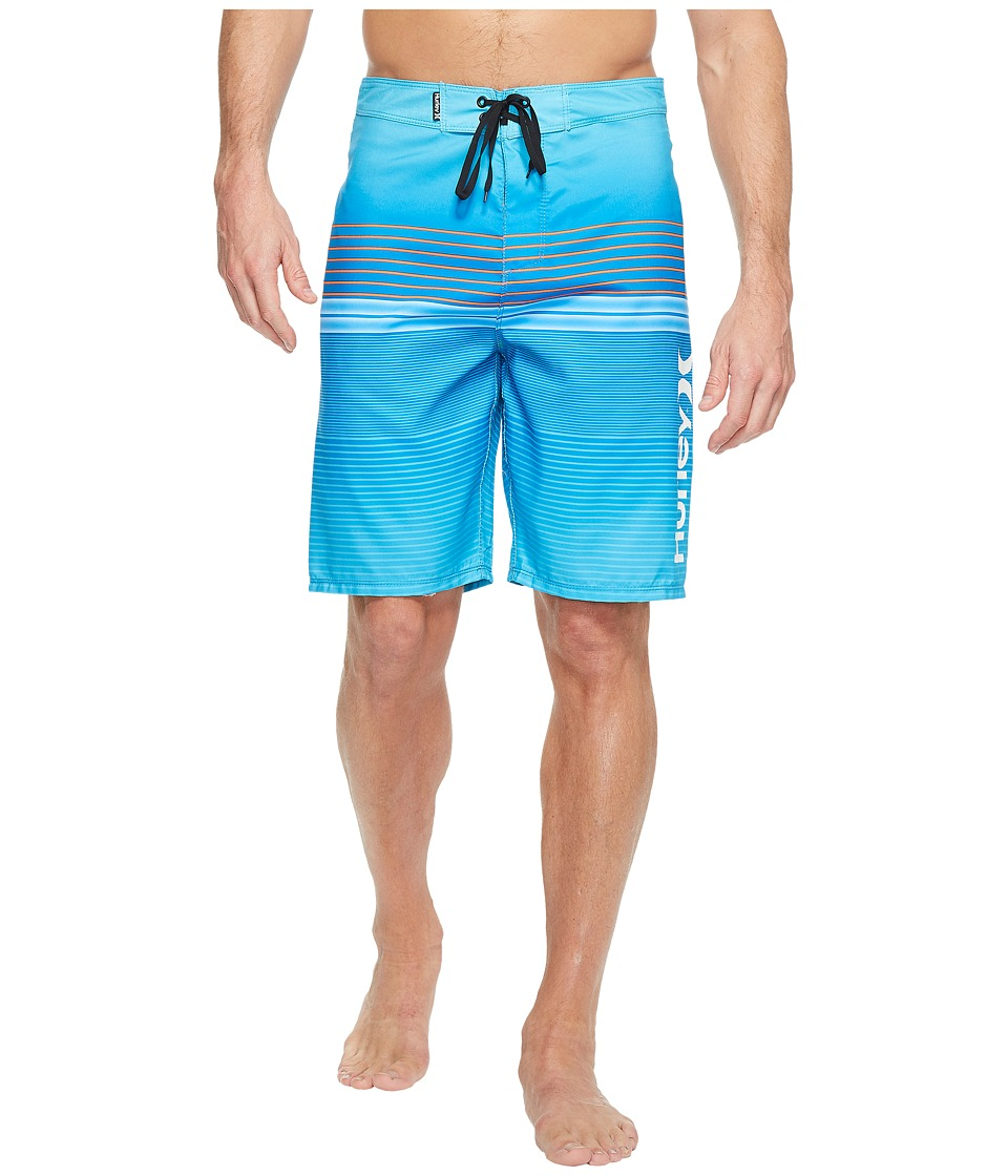 Hurley Clash 21 Boardshorts (Light Photo Blue) Men