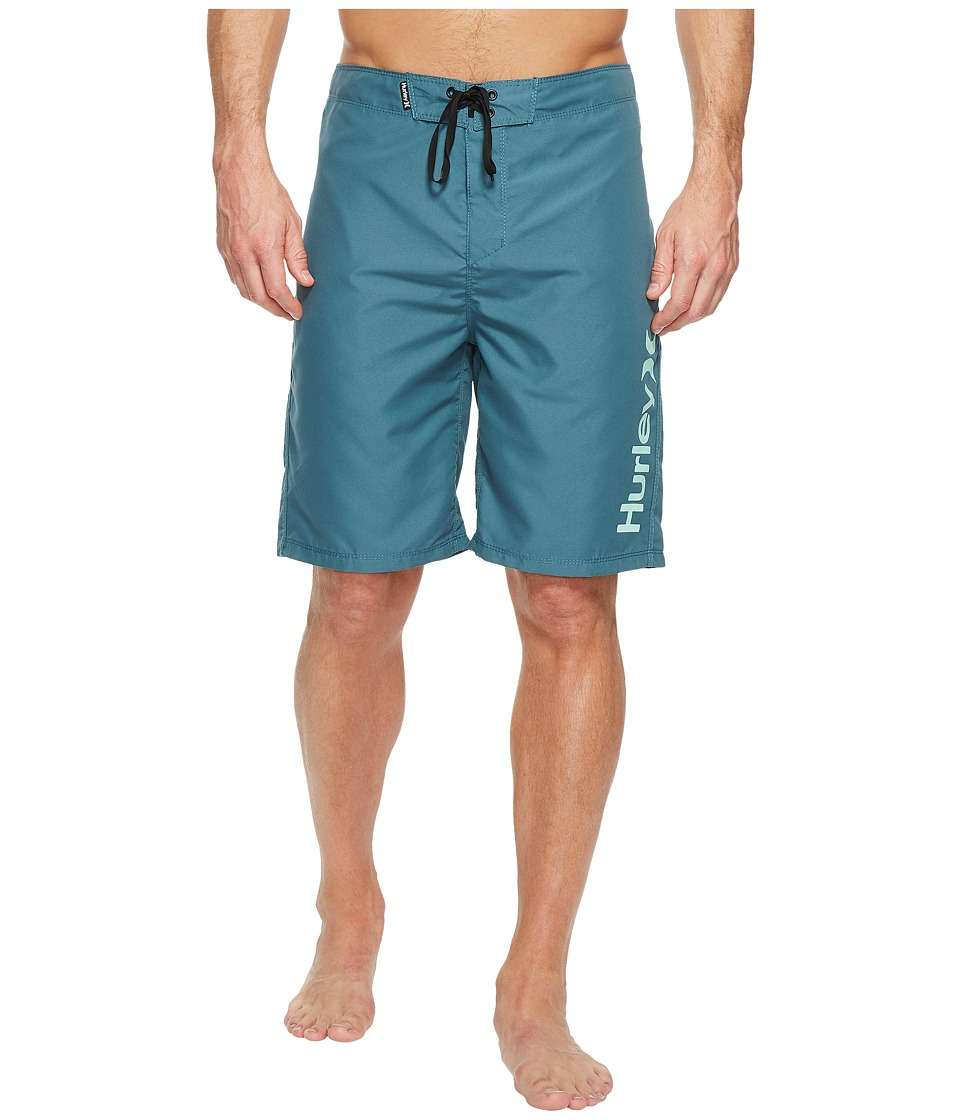 Hurley One Only 2.0 Boardshorts 21 (Iced Jade) Men