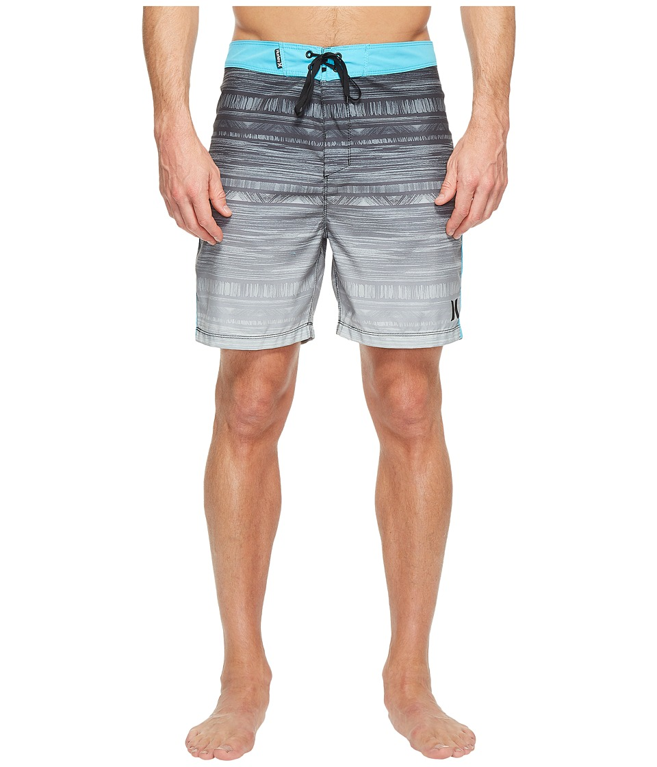 Hurley Natividad 18 Boardshorts (Black) Men