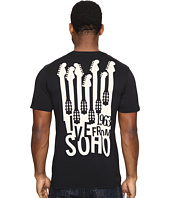 Ben Sherman - Short Sleeve Live From Soho Graphic T-Shirt