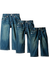 Levi's® Kids - My First Grow with Me Regular Fit Jeans Boxed Set (Infant)