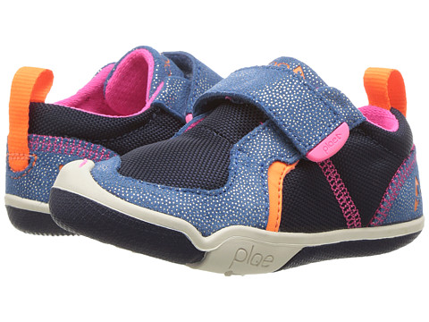 PLAE Ty (Toddler) - Navy/Pink
