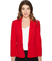 Tahari by ASL - Novelty Textured Jacket w/ Pockets