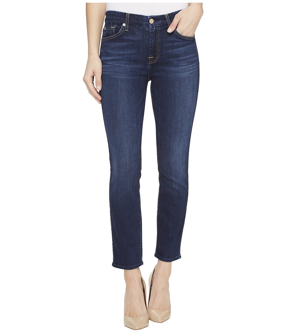 7 For All Mankind - Kimmie Crop in Santiago Canyon