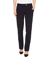 Tahari by ASL - Bi Stretch One-Button Pants