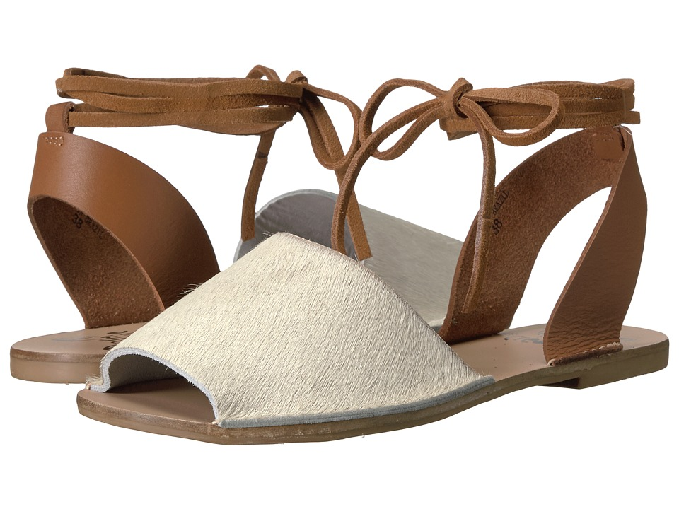 Warm Creature - Sloan (White) Women's Sandals