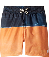 Munster Kids - Volcano Boardshorts (Toddler/Little Kids/Big Kids)