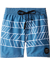 Munster Kids - Rhombie Boardshorts (Toddler/Little Kids/Big Kids)
