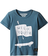 Munster Kids - Wild Wheels Tee (Toddler/Little Kids/Big Kids)