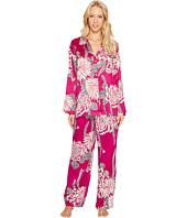 Natori - Aizome Notch Pajama