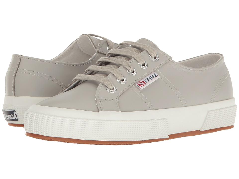 Superga 2750 FGLU (Light Grey) Women