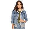 Free People - Double Weave Denim Jacket