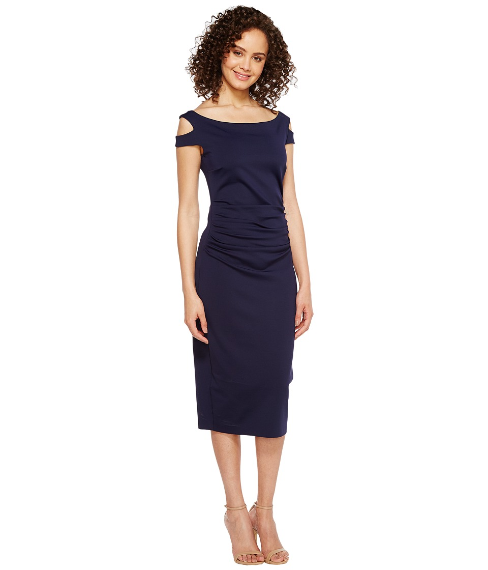 Trina Turk Enliven Dress (Indigo) Women
