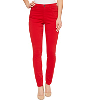AG Adriano Goldschmied - Farrah Ankle Skinny in Parisian Red