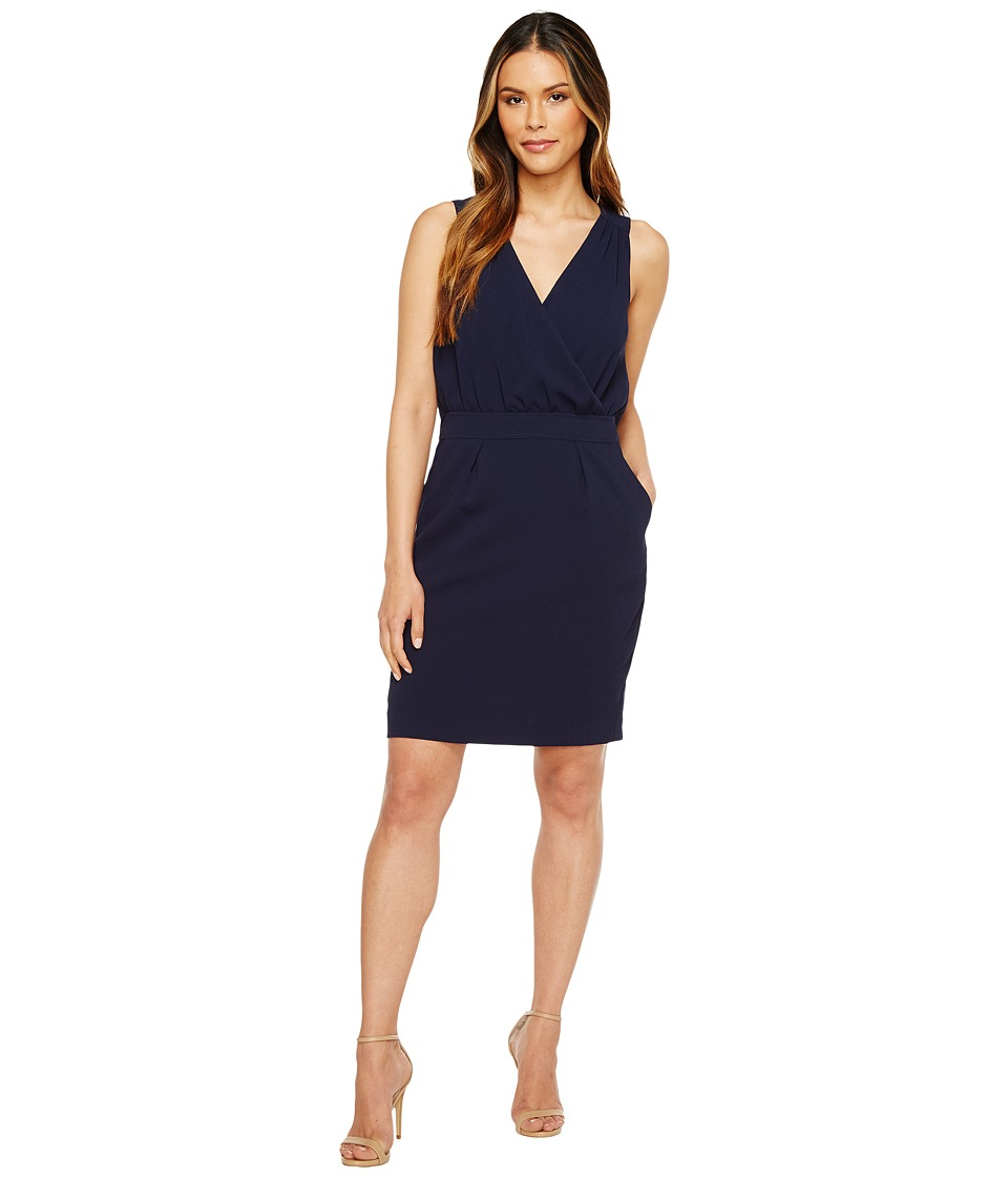 Trina Turk Abrigo Dress (Indigo) Women