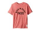 The Original Retro Brand Kids When in Doubt Tacos Short Sleeve Tri-Blend Tee (Big Kids)